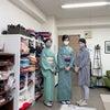 """""""リサイクル着物目利き講座帯編2021 kimono小夏さんでの着物愛""""の画像"""