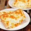 簡単だから、明日の朝食にすぐできる!絶品チーズトースト!  〜食パンアレンジレシピ5選!〜