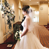 JUNE BRIDE 210624 旭川ブライダルメイク・メイクレッスンの画像