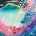 北海道函館    チャネリングアート あなたらしく生きて「直感力」が蘇るお話