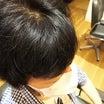 ☆9ヶ月ぶりに前髪の縮毛矯正をさせて頂きました♪☆
