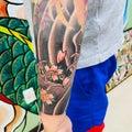 仙台刺青    彫やのよっちんのブログ                     【日本一の女彫師を目指す】 彫や 仙台  彫千代