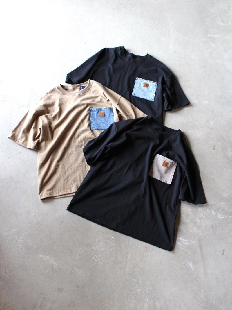 """トレンドのリメイクTシャツ""""image"""""""