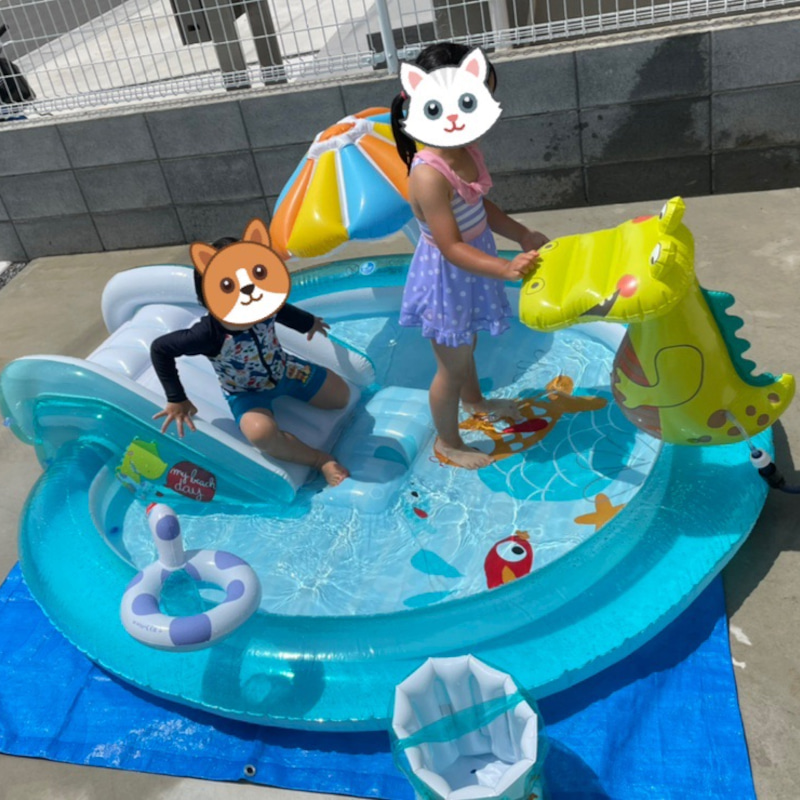 森 ビニール プール あつ 『あつまれ どうぶつの森』風呂やプールに入る裏技が発見される!?いろいろな家具の中に入ってみた