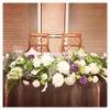 結婚披露宴の画像