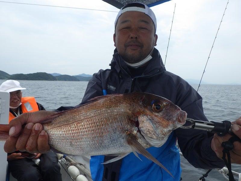 鳴門 釣り船 鯛ラバ