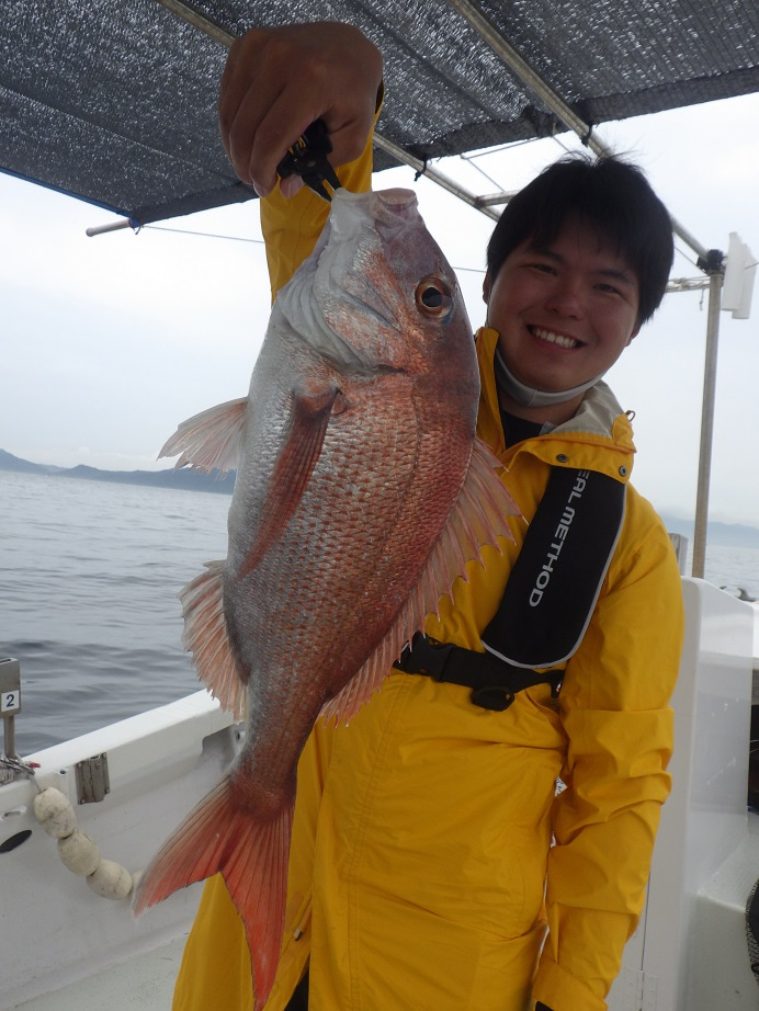 釣り船 愛海 鯛ジグ