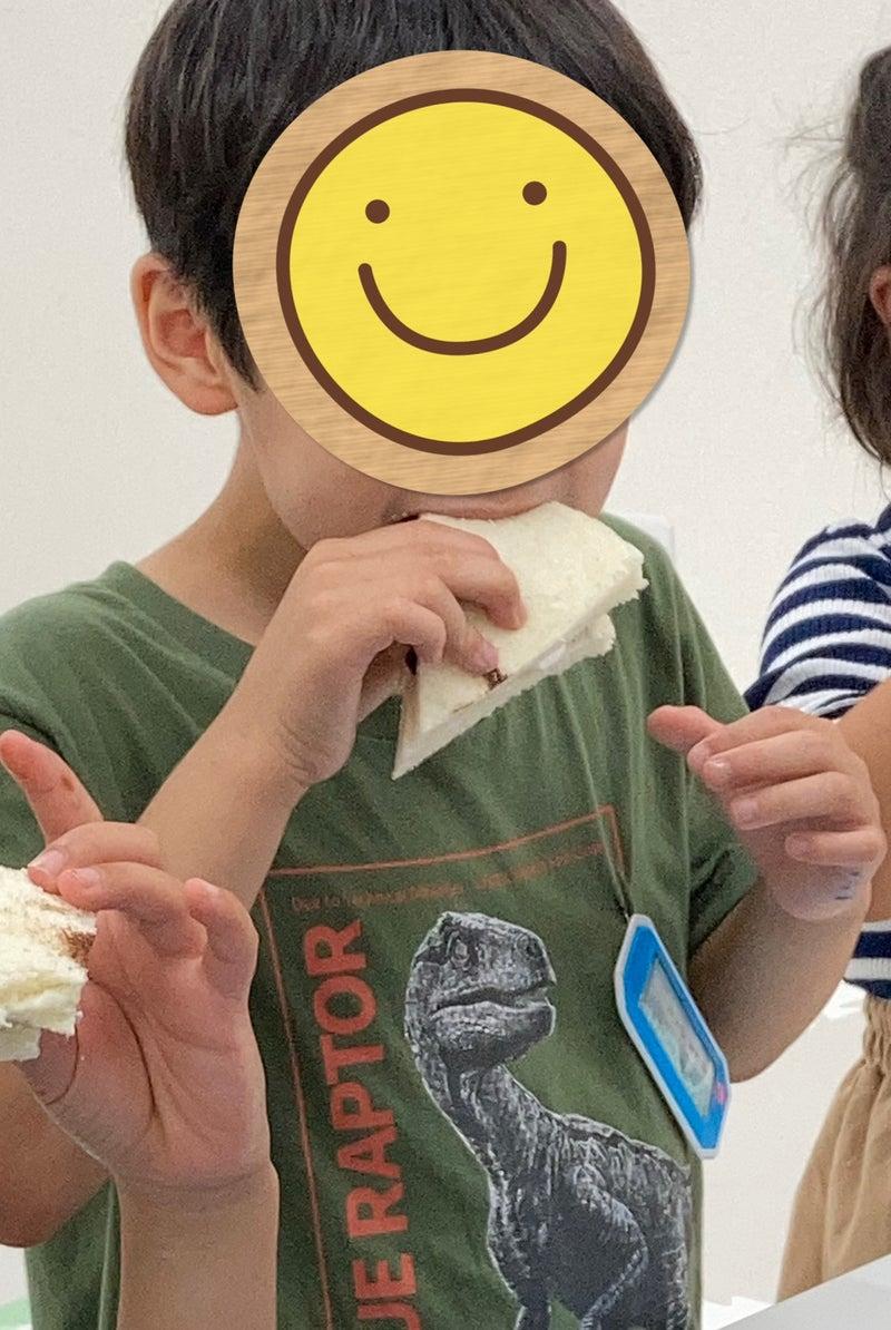o1080161214964177143 - 6月23日 toiroかしわ台 ☆おやつ作り:サンドウィッチ☆