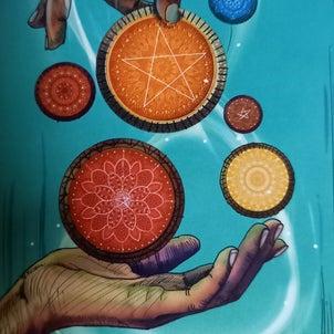hitomiのタロット占い「The light seer's tarot」の画像