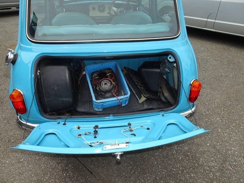 ローバー Mini ヘリテッジエディション 入庫しました