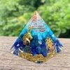 オルゴナイト講座 教室 生徒様作品 ◆幸せになれるオルゴナイトの作り方 の画像