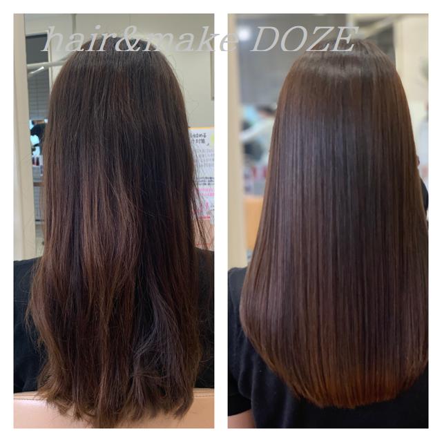 縮毛矯正はクセ毛の人が出来るもの!髪質改善プレミアムトリートメントは美髪になりたい人は誰でも!