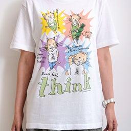 画像 チャリティー猫Tシャツ完成しました! の記事より 4つ目