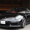ポルシェ 911 ターボ 新入庫 & GLE43クーペ 御納車準備完了の画像
