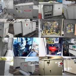 画像 6月度 負荷運転 発電機整備 調査実績 の記事より
