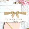 【ついに発表!!】色を仕事に!人生を輝かせる「COLOR DIRECTOR養成講座」の画像