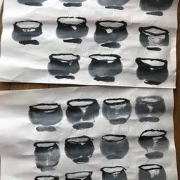画像 ✡️続編‼️イスラエル人墨絵画家イランヤニツキーさん の記事より 4つ目