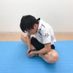 画像 内転筋ストレッチでスポーツ障害を予防!! の記事より 11つ目