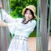 伊吹さんと初夏を感じながらポートレート撮影♪②@木曽三川公園の画像