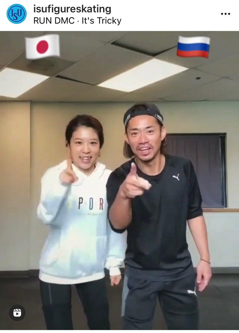 Workout ブログ 高橋 大輔