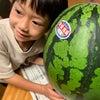 大好きな西瓜の画像