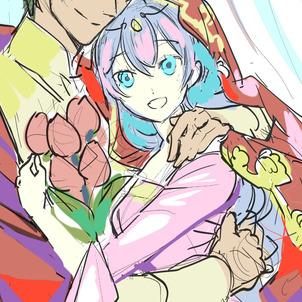 【Web漫画】流離の花嫁 講談社ホワイトハートコミック 8月・最終回!の画像