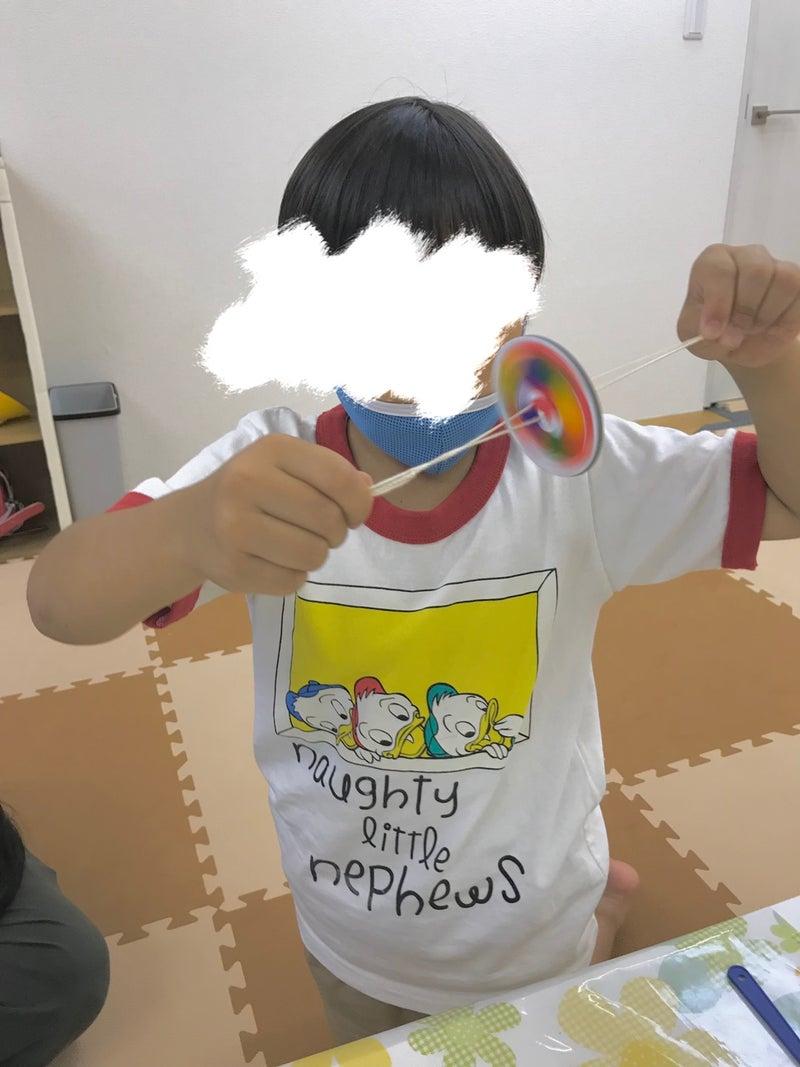 o1080144014968099019 - ▼toiro大津 ブンブンごま作り