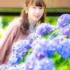 りかちゃんとお花いっぱいのポートレート撮影♪①@茶屋ヶ坂公園の画像
