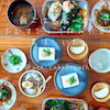 簡単な朝ごはん♪明太子と高菜のおむすびの画像