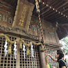 阿智神社前宮@長野県の画像