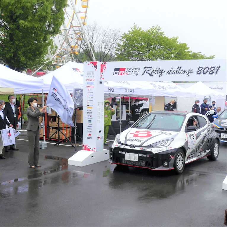 TOYOTA GAZOO Racing①