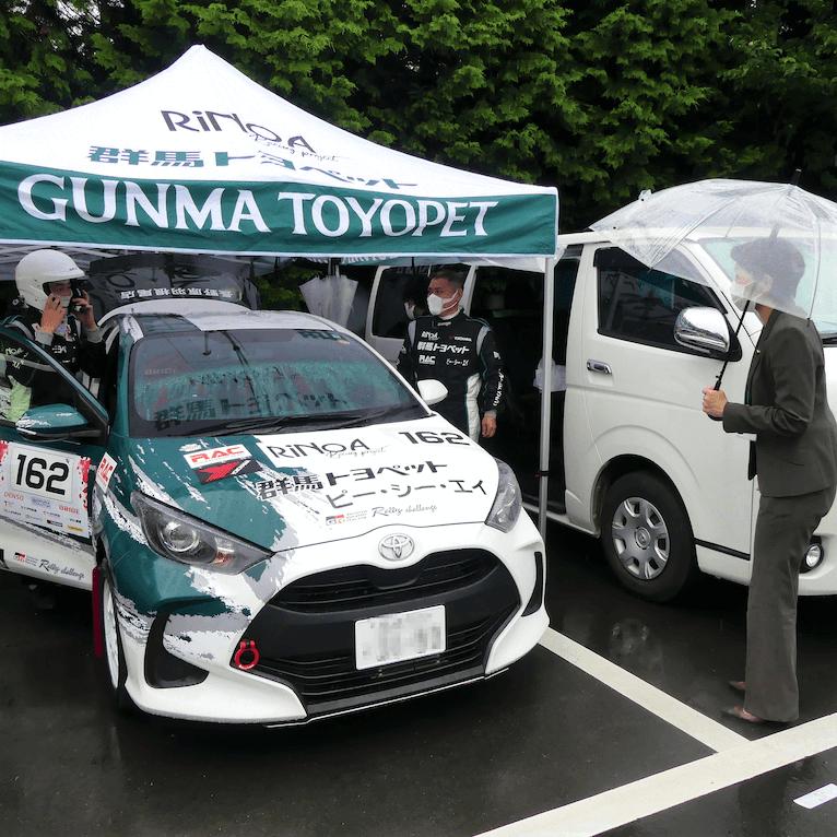 TOYOTA GAZOO Racing④