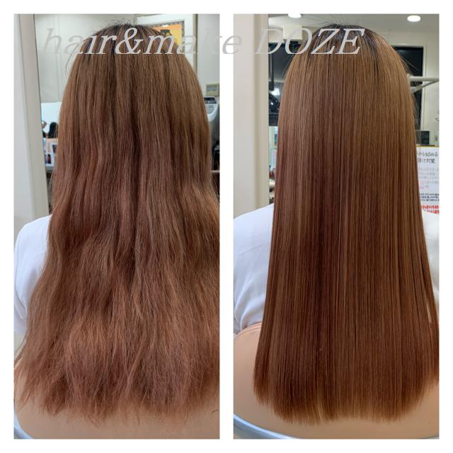 髪質改善プレミアムトリートメントなどお問い合わせや料金について。