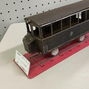 三重県亀山市で「安濃鉄道の資料展示」に行ってきたの画像
