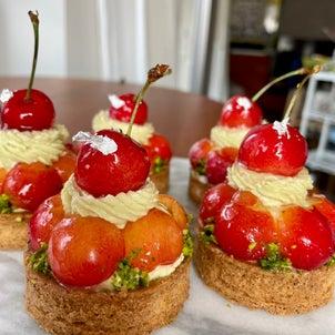 ケーキを美しく作るには!?の画像