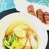 韓国風冷麺♡の画像