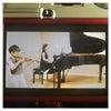 バイオリン発表会の準備の画像