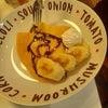 バナナクレープの画像