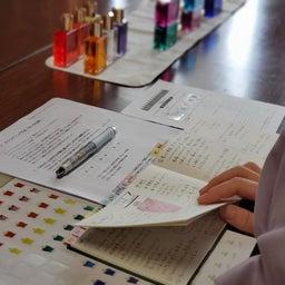 画像 和み彩香カラーボトルカウンセラー養成講座月曜クラス最終回。 の記事より 3つ目