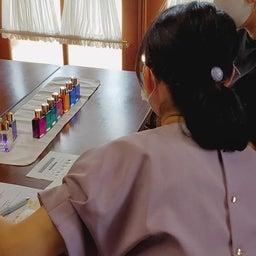 画像 和み彩香カラーボトルカウンセラー養成講座月曜クラス最終回。 の記事より 4つ目
