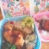 今日の中学生お弁当【神戸市北区ピアノ教室】の画像