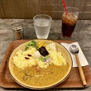 【緑町】自分好みの辛さを作っちゃおう!スパイスから作るカレー『カフェ 豆うさぎ』の画像