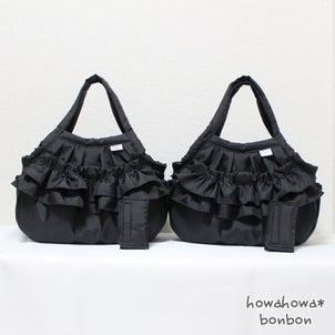 ティアちゃんレアちゃんのキャリーバッグが出来上がりました☆2021.07.14④の画像