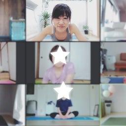 画像 夏休みへのスパート!オンラインyoga! の記事より 1つ目