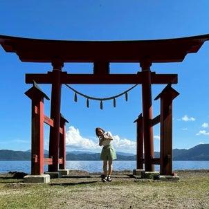【秋田】田沢湖 バスで一周の旅【東北】の画像
