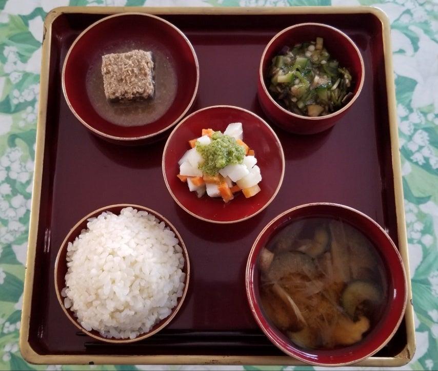 7月盆  13.14.15  精進料理の おもてなし