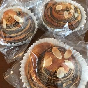 パン教室 チョコマロン、琥珀の画像