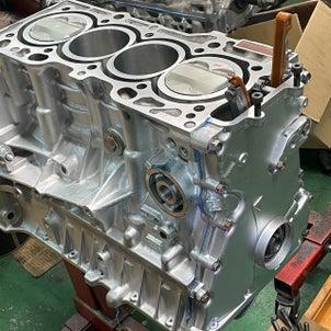 S2000,F20C改F22R腰下組付け、RF3,K24Rアップグレード、MR-Sエアコン制御ねの画像