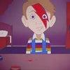 ゲイリー・ケンプ25年振りソロ作発売!ボウイに憧れた自叙伝をアニメで表現した胸キュンなMVも公開の画像