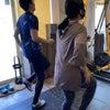ペアトレーニングのお客様ご紹介!【市川駅近くの個室パーソナルジム、ペアトレーニング、エステ】の画像
